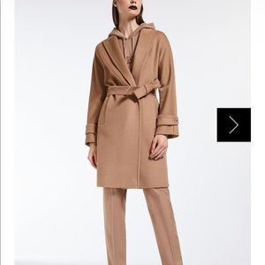 cheaper sale delicate colors fashion Max Mara Classic Iconic Camel Coat